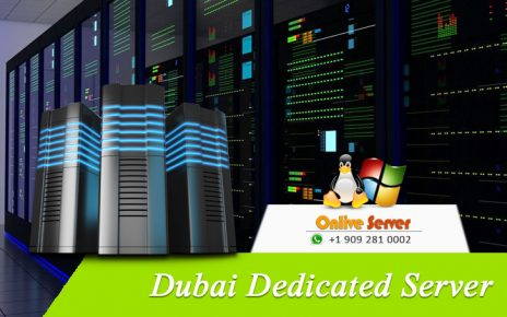 Dubai Dedicated Server