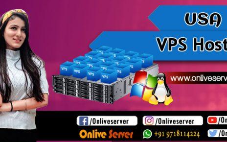 USA VPS Hosting - Onlive Server