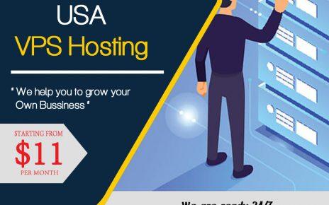 USA VPS Hosting
